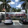 Moonlite Diner Fort Lauderdale Florida United States