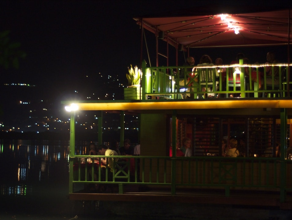 HouseBoat Grill Montego Bay  Jamaica