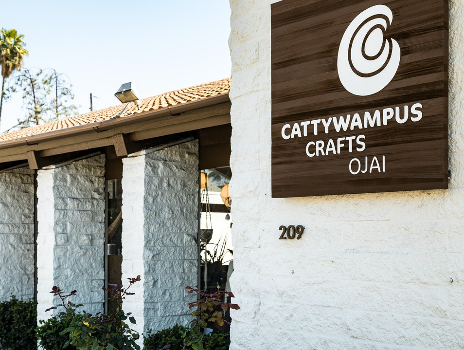 Cattywampus Crafts Ojai California United States