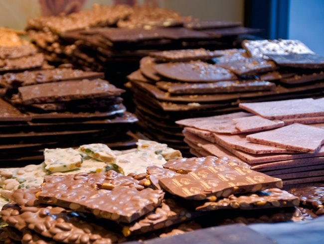Chocolate Demonstration and Tasting at Chocolatier Durig