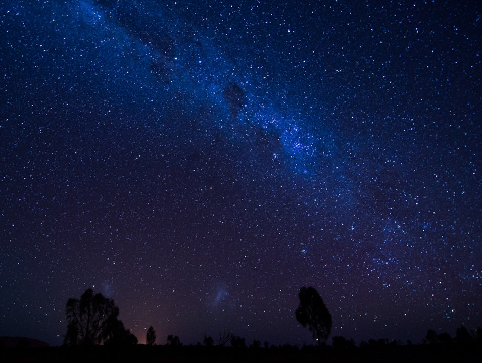 For Stories of the Night Sky Ayers Rock  Australia