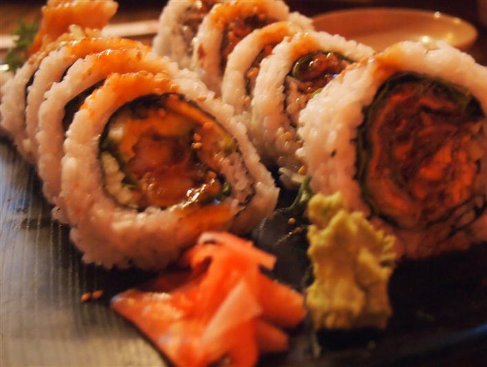 Great value sushi in Vancouver: Yamato Vancouver  Canada