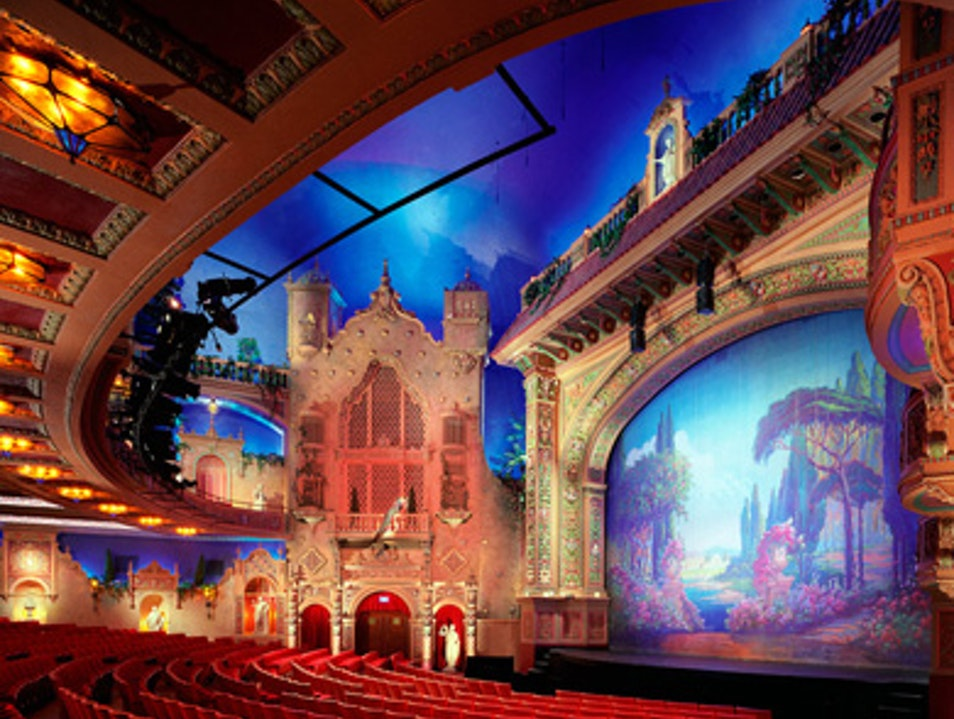 Live Entertainment at an Old-World Theater in Miami Miami Florida United States