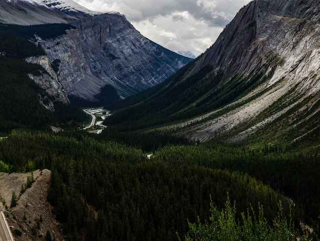 Road Trip Through the Canadian Rockies