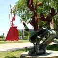 Texas Sculpture Garden Frisco Texas United States