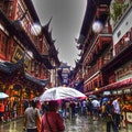 City God Temple Shanghai  China