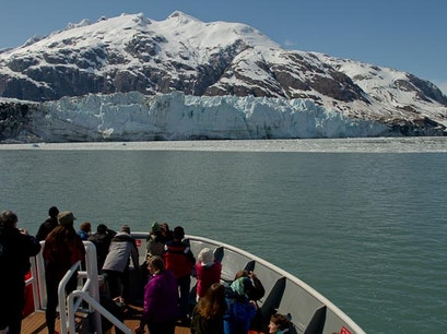 Glacier Bay Nationa Park  Gustavus Alaska United States