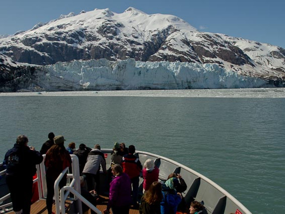 Glacier Bay Days...