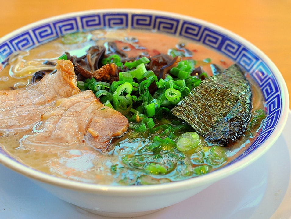 Dip into the Rich Flavor of Ramen Los Angeles California United States