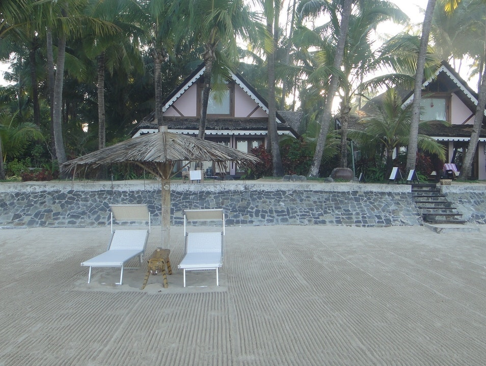 Beachfront Villa 1-Sandoway Resort on the Bay of Bengal  Thandwe District  Myanmar