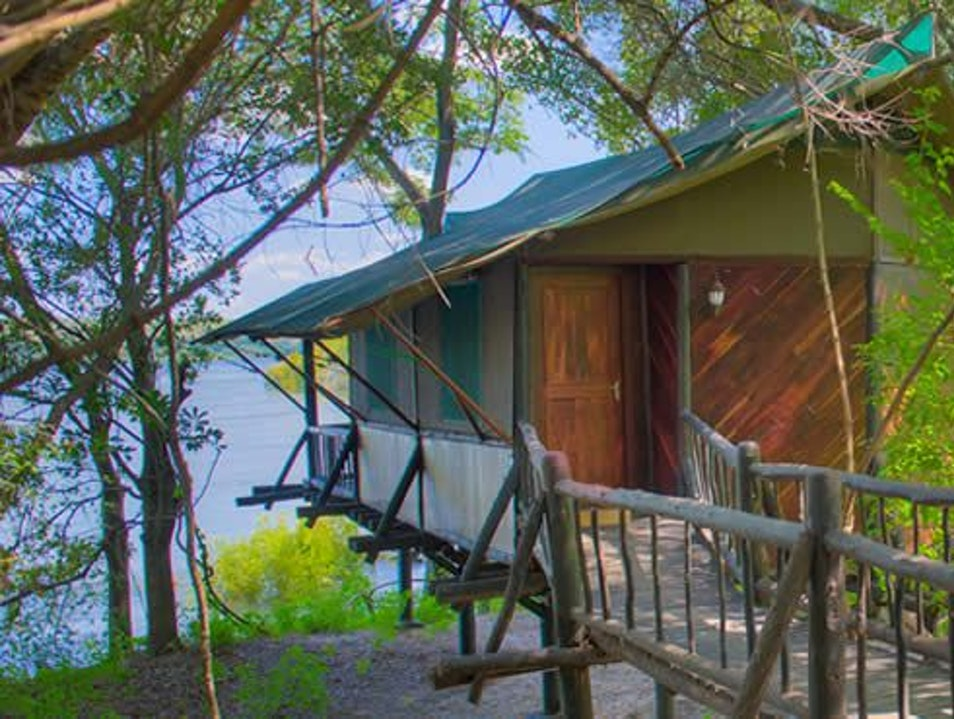Chalets on the Zambezi Kazungula  Zambia