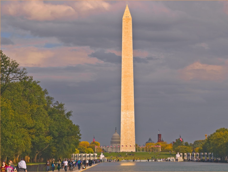 Surprising Finds in Washington D.C.'s National Mall Champlain Virginia United States