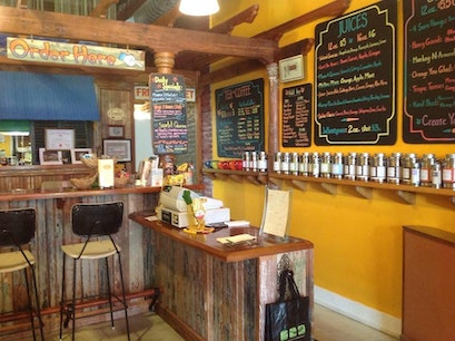 Oasis Juice Bar & Market Galveston Texas United States