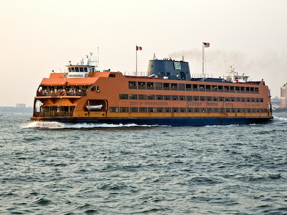 Staten Island Ferry New York New York United States