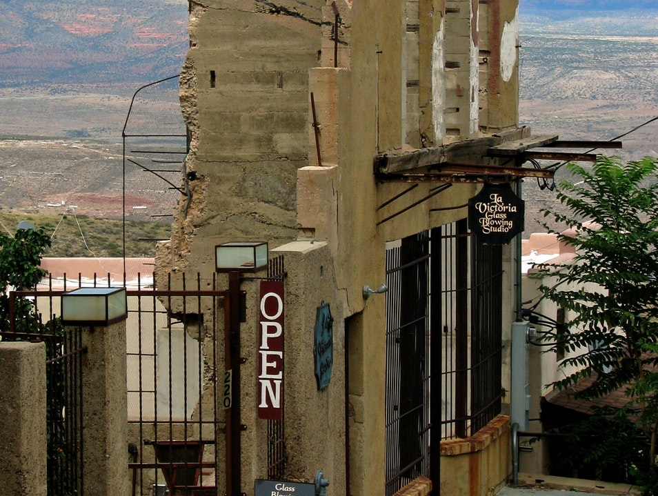 Still Standing, Still Open... Jerome Arizona United States