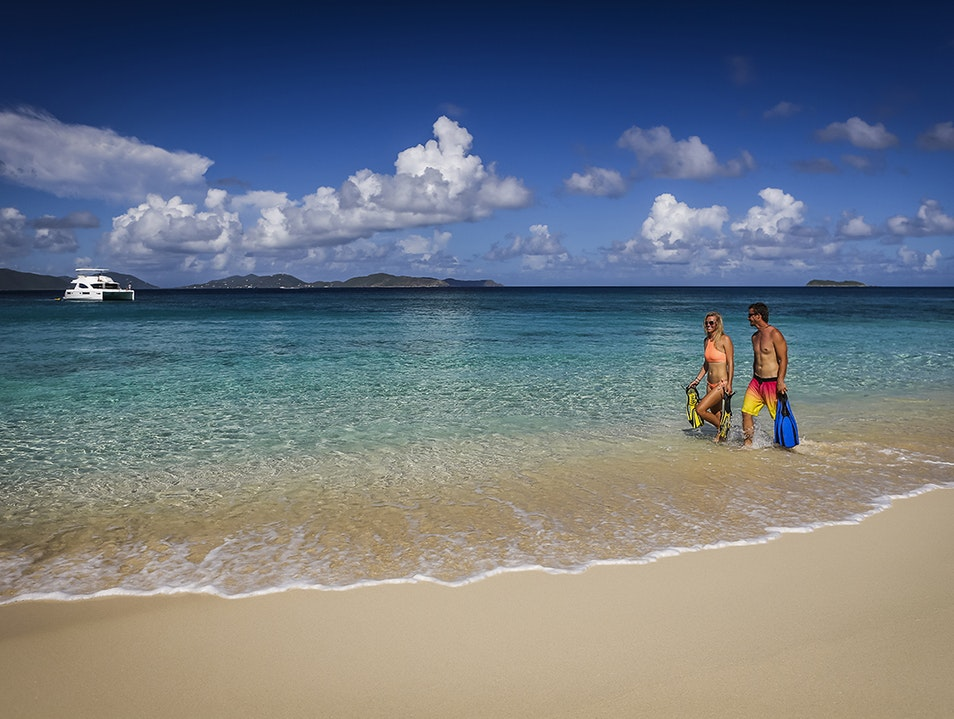 FOR EVERY SEASON, WE LOVE…THE BRITISH VIRGIN ISLANDS Leonards  British Virgin Islands