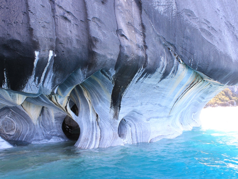 Visit One of the Earth's Most Beautiful Places: The Marble Caves in Chile Chile Chico  Chile