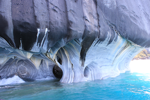 The Marble Caves