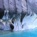 The Marble Caves  Chile Chico  Chile