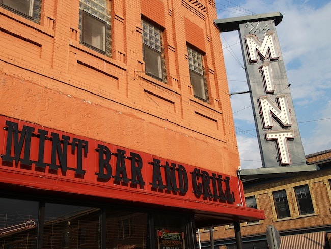 A Taste of the West at the Mint