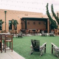 Stone Brewing World Bistro & Gardens - Liberty Station San Diego California United States