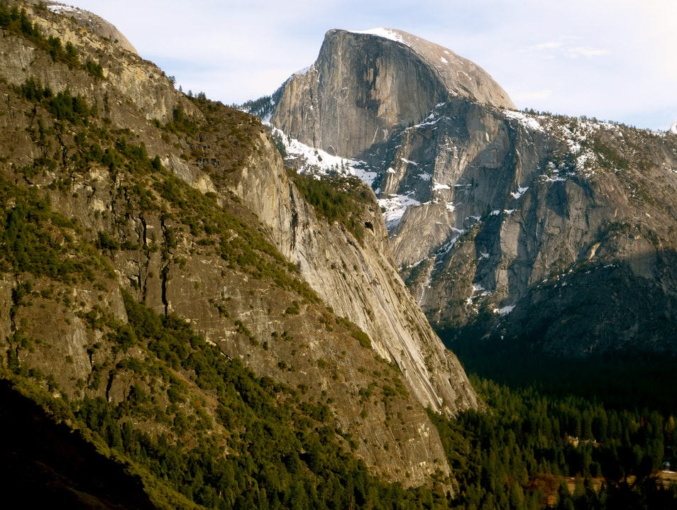Hike the Natural Wonders of Yosemite Yosemite National Park California United States