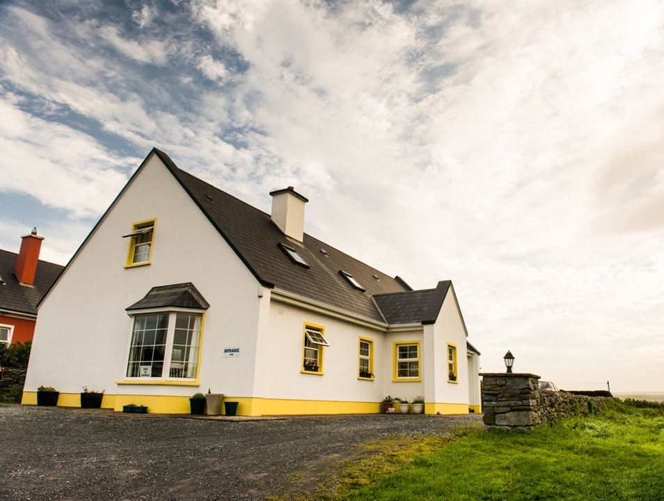 Sleep with the Fishes, Fisherman's Rest, Doolin, County Clare, Ireland. Doolin Court Holiday Homes  Ireland
