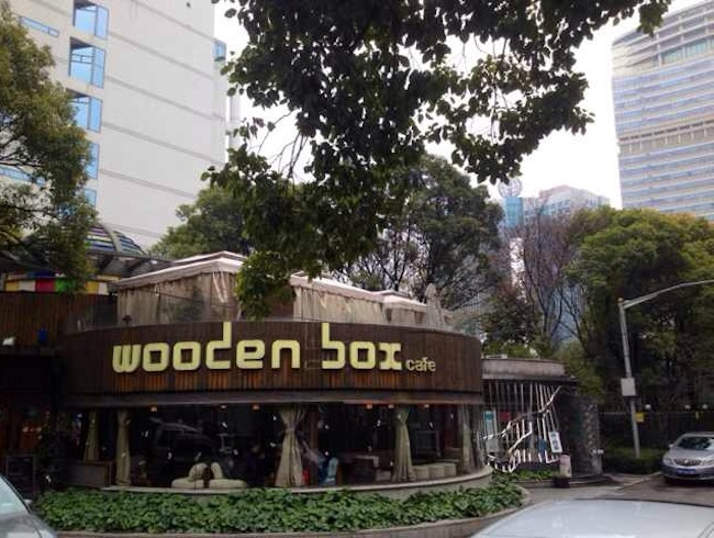 Live Music at the Wooden Box