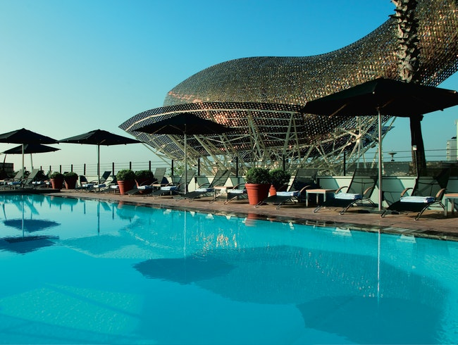 Hotel Arts Barcelona Rolls out Upgrades with iLounge and State-of-the-Art Conference Equipment