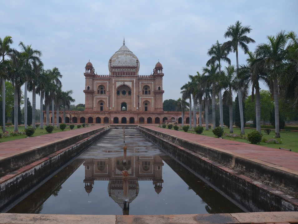The Last Dash of Mughal Opulence