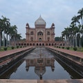 Safdarjung Tomb New Delhi  India