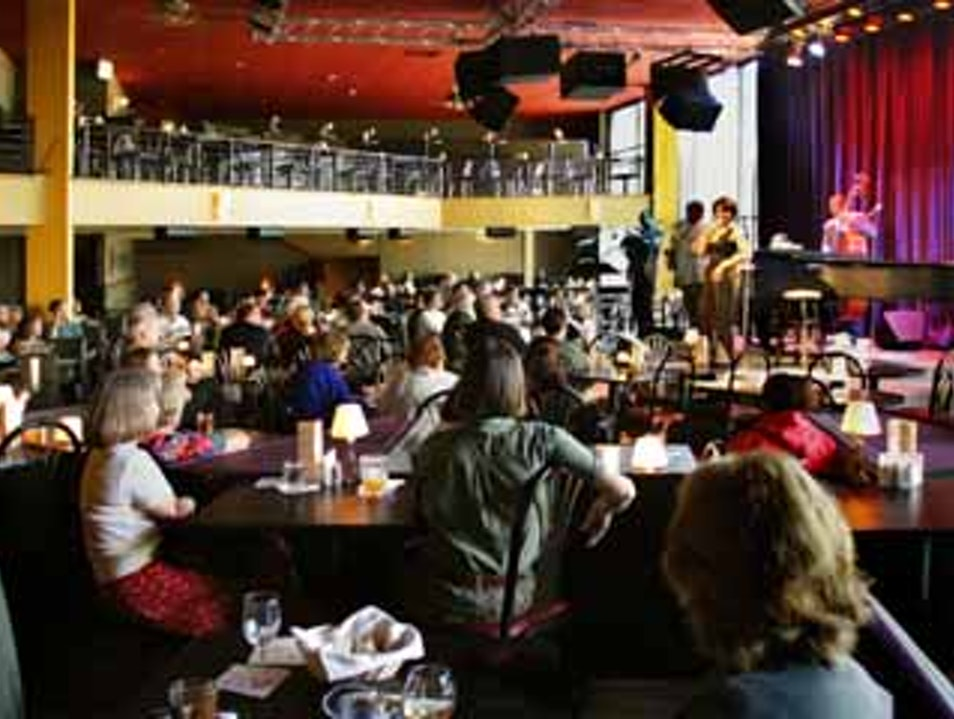 Get Funky at Dimitriou's Jazz Alley