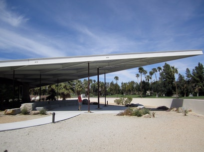 Palm Springs Visitors Center Palm Springs California United States