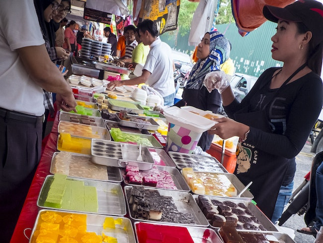 Ramadan Bazaar: Jellies Galore!