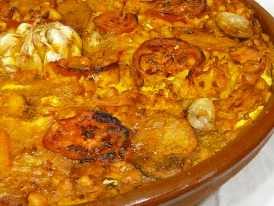 Savor Spanish Dishes Valencia  Spain