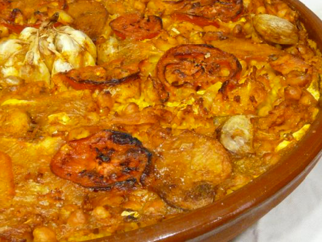 Savor Spanish Dishes