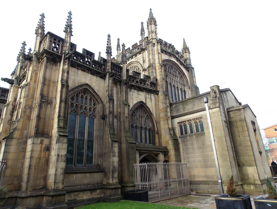 Manchester's cathedral