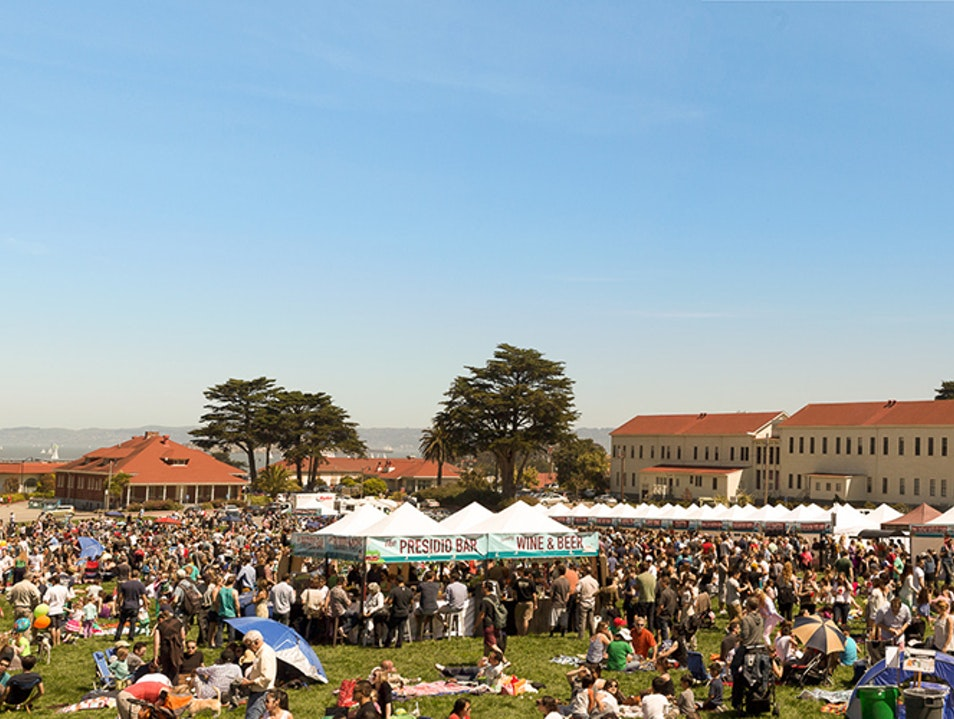 Presidio Picnic San Francisco California United States