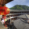 Tulou Houses,  Zhangzhou  China