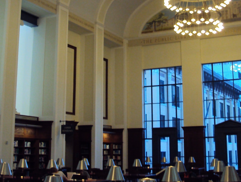 The Grand Reading Room Nashville Tennessee United States