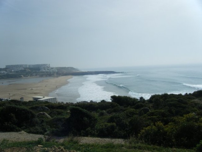 Beaches of Tangier