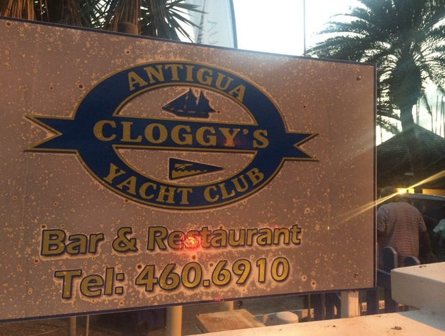 Take a Break from Sailing at Cloggy's