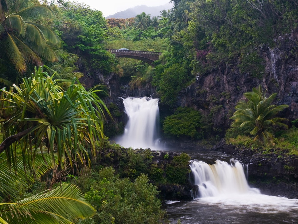 Pools of Ohe'o Kula Hawaii United States