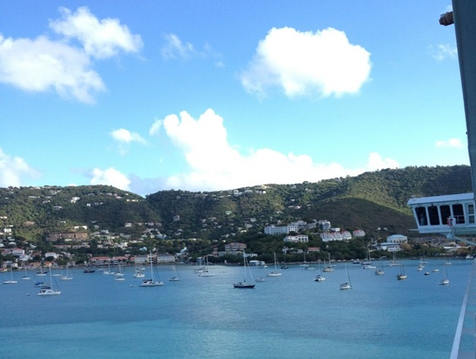 Get into the water Charlotte Amalie  United States Virgin Islands