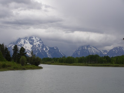 Grand Teton National park Alta Wyoming United States