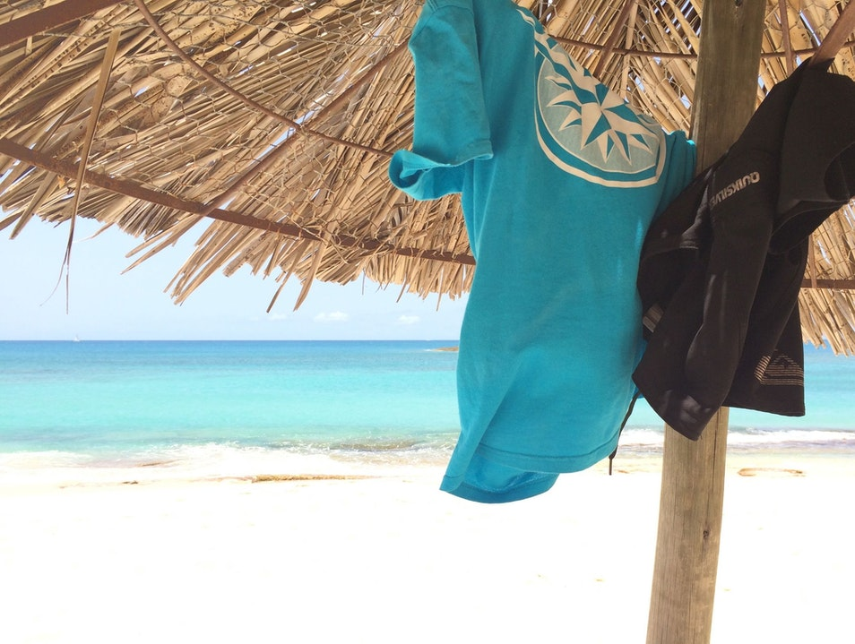 Clothing-Optional Eden Beach Saint John's  Antigua and Barbuda