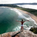 Barrenjoey Lighthouse Climb Palm Beach  Australia