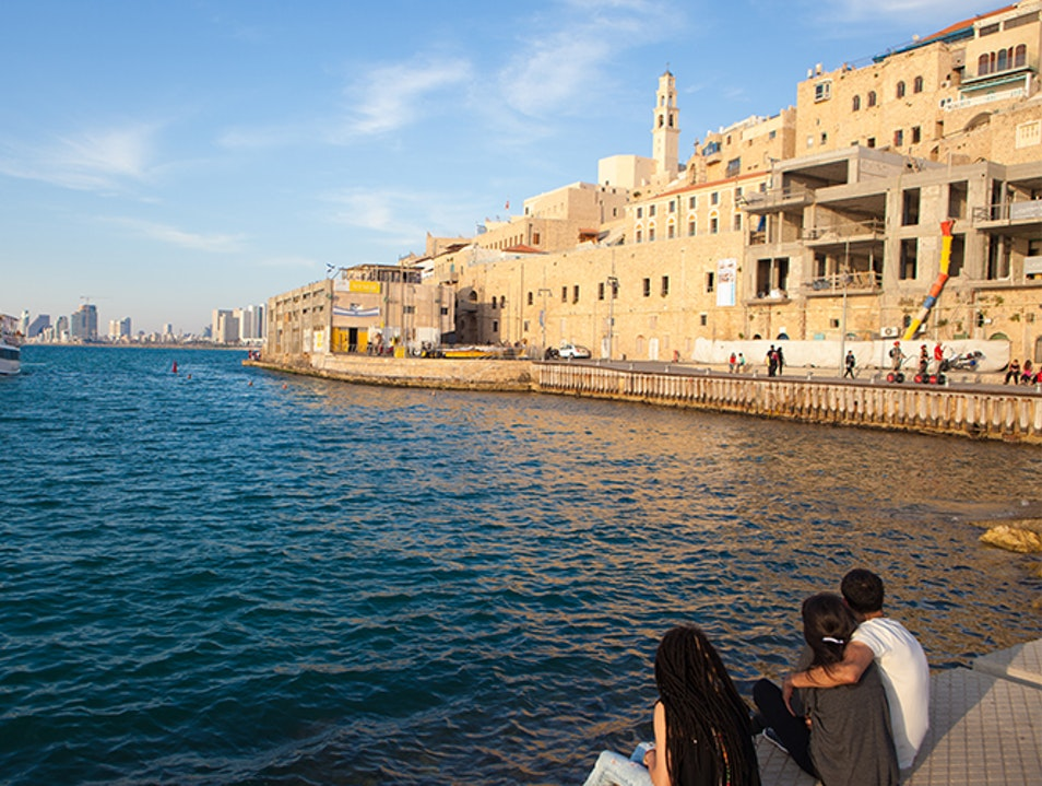 Find Modern Thrills in the World's Oldest Seaport  Tel Aviv  Israel