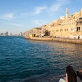 Old Jaffa Port Tel Aviv  Israel