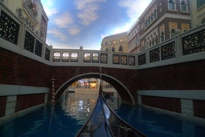 The Venetian Macao-Resort-Hotel